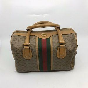 GUCCI Vintage Doctor Bag